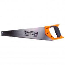 Ножовка по дереву 400 мм T4P, 3D заточка 7 TPI (3,5 мм) 2601001