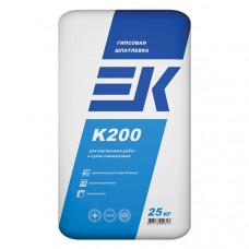 Гипсовая шпатлевка ЕК К200 (20кг)