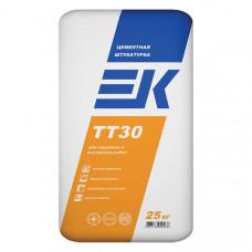 Цементная штукатурка ЕК ТТ30 (25кг)
