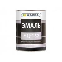 Эмаль НЦ-132 Лакра Коричневая 0,7 кг