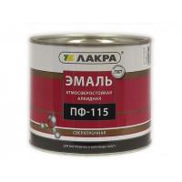 Эмаль ПФ-115 Лакра Сиреневая 2 кг