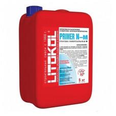 Грунтовка Litokol Primer Acryl универсальная белая 5кг