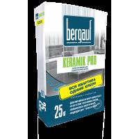 Клей усиленный для плитки Керамик Про Бергауф (25кг)