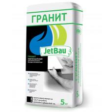Плиточный клей для керамогранита, природного и искусственного камня JetBau ГРАНИТ (25кг)
