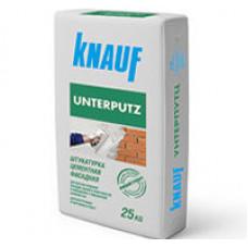 Штукатурка цементная фасадная Кнауф Унтерпутц (25кг)