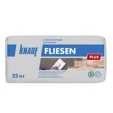 Клей плиточный усиленный КНАУФ Флизен Плюс (25кг)