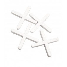 Крестики для кафельной плитки 4 мм