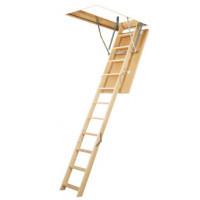 Деревянные чердачные лестницы FAKRO LWS Plus 60х130 305см