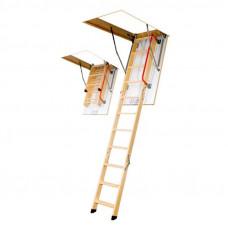 Деревянные чердачные лестницы FAKRO LWK Plus 60х120 335см