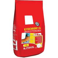 Затирка Litokol Litochrom 1-6, светло-бежевая С.50 (2 кг)
