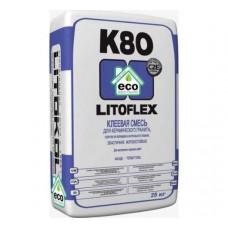 Litokol Litoflex K80 ECO (25 кг)