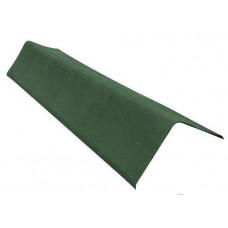 Щипцовый элемент Ондулин, зелёный