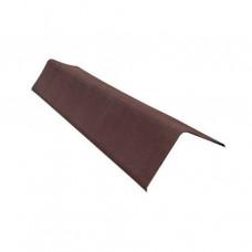 Щипцовый элемент Ондулин, коричневый