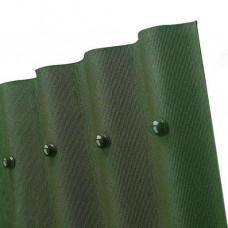 Ондулин кровельный лист Смарт, зелёный (1.85 кв.м)