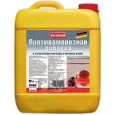 Противоморозная добавка в бетон до -15 С Пуфас (PUFAS), 5 л