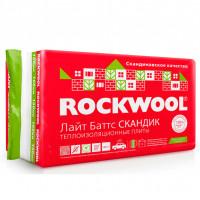 Утеплитель Роквул (Rockwool) Лайт Баттс СКАНДИК (100мм) 2,88 м2 0,288 м3