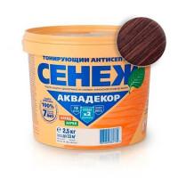 СЕНЕЖ Аквадекор Х2, 119 Палисандр (2,5 кг)
