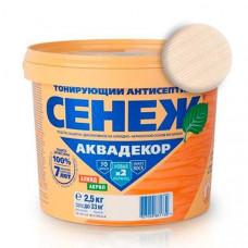 СЕНЕЖ Аквадекор Х2, 101 Иней (2,5 кг)
