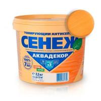 СЕНЕЖ Аквадекор Х2, 105 Калужница (2,5 кг)