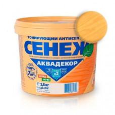СЕНЕЖ Аквадекор Х2, 103 Сосна (2,5 кг)