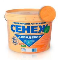СЕНЕЖ Аквадекор Х2, 104 Лиственница (9 кг)