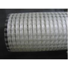 Сетка стеклотканевая усиленная X-Glass с размером ячейки 10мм х 10мм (115 г/кв,м) (1х50м)