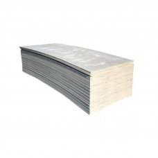 Шиферные полоски для грядок ЛП-НП-1500х300-10
