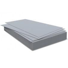 Плоский шифер 10 мм (1500 х 1000 мм) 1.5 м2 непресованный ТУ