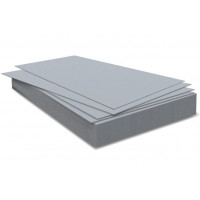Плоский шифер 6 мм (1500 х 1000 мм) непресованный ГОСТ