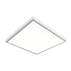 Светодиодный светильник ВАРТОН для Армстронг, 595x595, 25Вт