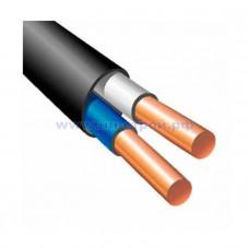 ВВГнг(А)-LS 2х2,5 плоский медный негорючий кабель ГОСТ (1м)