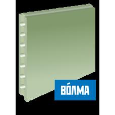 Пазогребневая плита (ПГПГ) ВОЛМА пустотелая гидрофобизированная (667х500х80мм)
