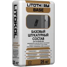 Базовый штукатурный состав Litotherm Base 25кг
