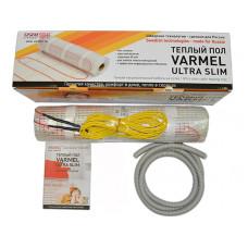 Теплый пол в матах, тонкий нагревательный кабель 3,5мм на сетке