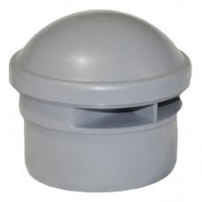 Клапан вакуумный (аэратор) канализационный Дн 110мм