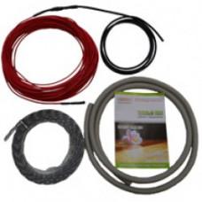Двухжильный тонкий нагревательный кабель 3,5мм. Теплый пол не требует стяжки