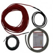 Двухжильный нагревательный кабель 7,5мм. Теплый пол под стяжки