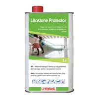 Защита от пятен мрамора гранита и гранита LITOSTONE PROTECTOR 1л