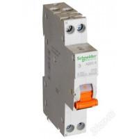 Дифференциальный автомат C 32A 1P+N 30MA 4500A AC
