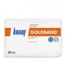 Штукатурная смесь гипсовая Кнауф Гольдбанд 30кг