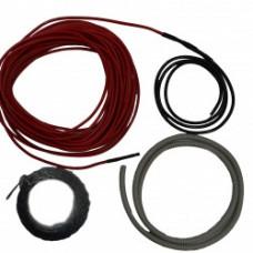 Двухжильный нагревательный кабель 7,5мм. Теплый пол под стяжки и для обогрева кровли