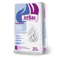 """Шпатлевка полимерная финишная JetBau """"Суперфиниш"""" (20кг)"""