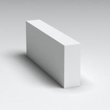 Газосиликатный блок перегородочный 625х100х250мм