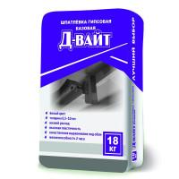 "Шпатлевка гипсовая Д-ВАЙТ ""Базовая"" (18 кг)"