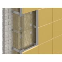 Утеплитель фасадный DoorHan ВЕНТ Оптима (1200х600х50мм) (0,288м3)