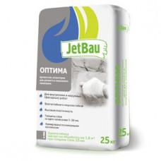 Гипсовая штукатурка JetBau 25 кг