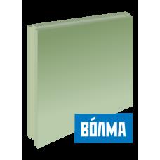 Пазогребневая плита (ПГПГ) ВОЛМА полнотелая гидрофобизированная (667х500х80мм)