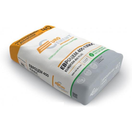 Цемент М400 - мешок 40 кг