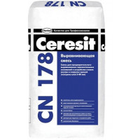 Смесь для пола СN 178 Ceresit (25кг) 5-80мм