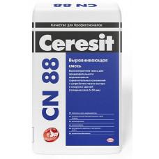 Высокопрочная выравнивающая смесь для пола Ceresit CN 88 (25 кг)